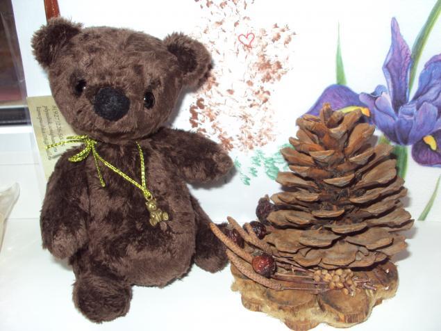 летний обмен подарками, медвель, подарок
