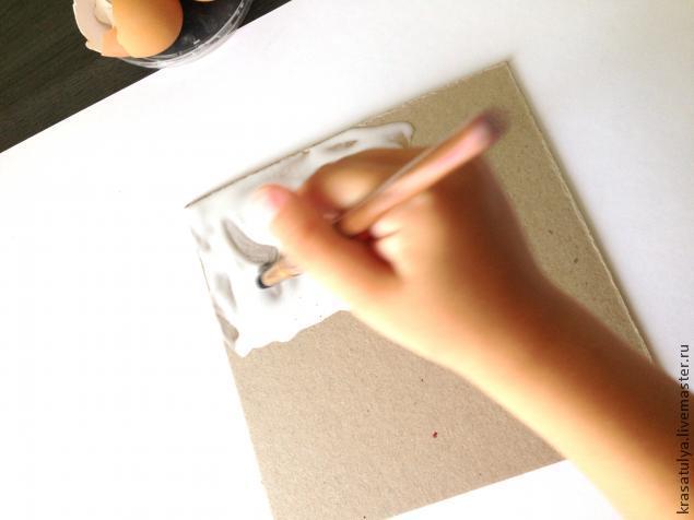Делаем фреску вместе с детьми, фото № 2