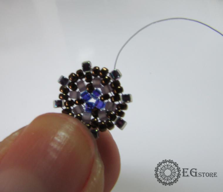 beadwork by elena goralik