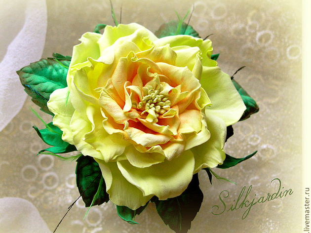 Молды - Инструменты - Фоамиран - Создаем цветы из
