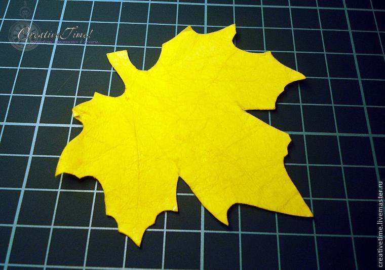 того, кленовый лист из цветной бумаги образец как делать для вас собрали
