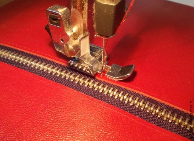Как шить кожу на машинке