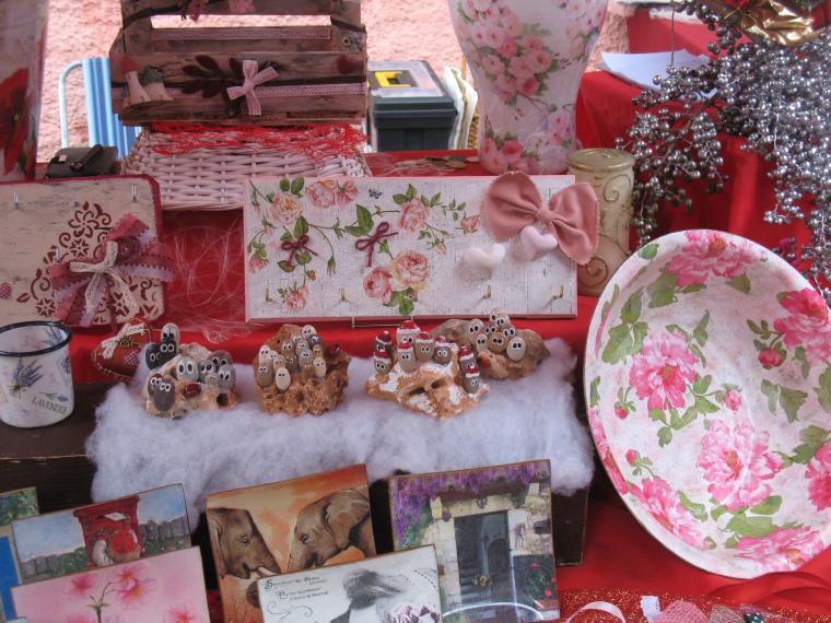 Рождественская рукодельная ярмарка в Санта-Мария-Маджоре, фото № 49