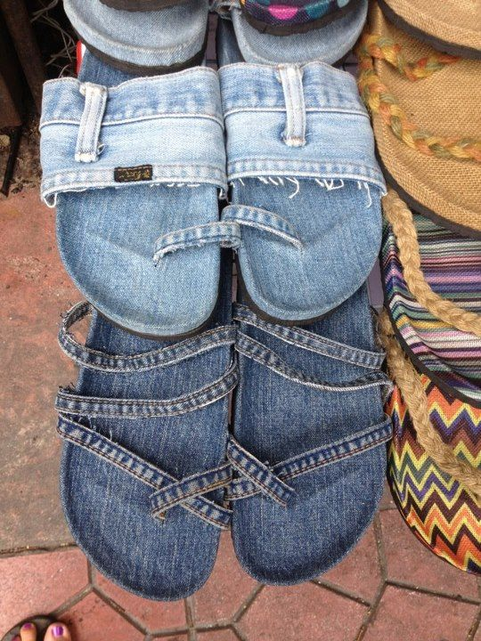 Утилизация джинсов, фото № 3