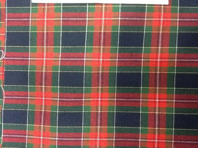 шотландка, теплая юбка, ткань в клетку