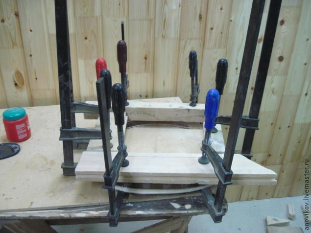 реставрация венск стула