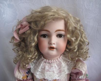парик дл куклы