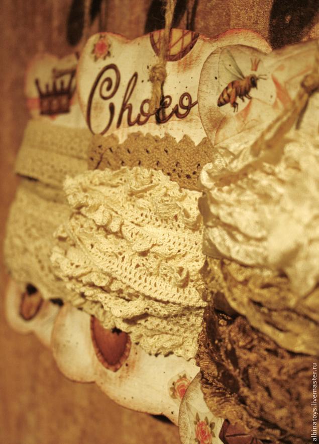 МК винтажные катушки для кружев. Легко и быстро., фото № 15
