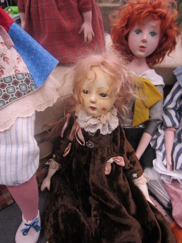 Немного Весеннего бала кукол... Фото, фото № 32