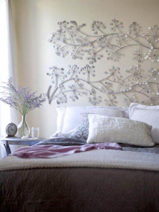хотите, декор изголовья кровати своими руками фото кругу гости называют