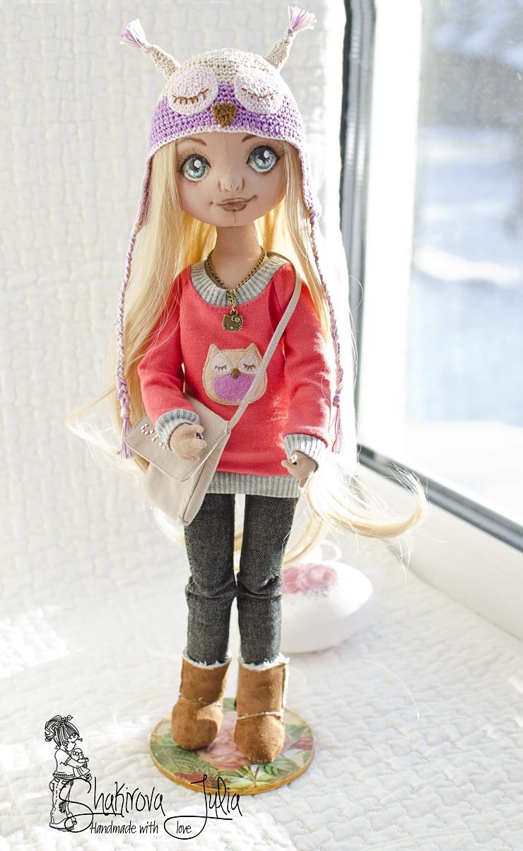 распродажа готовых работ, кукла своими руками, коллекционная кукла, подарок девочке