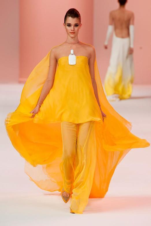 Stephane Rolland Haute Couture весна-лето 2014, фото № 24