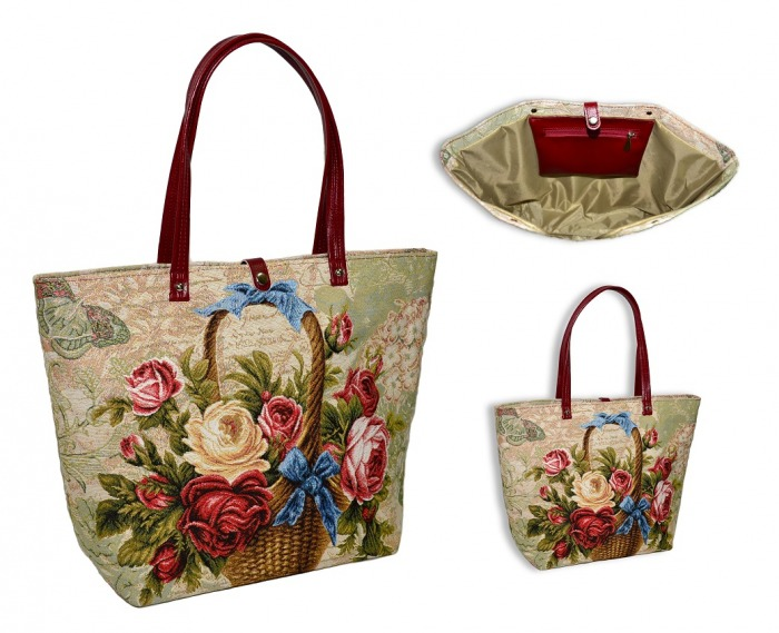 91cff4ff7454 Идеи для творчества - шьем сумки из гобелена !!! – Ярмарка Мастеров
