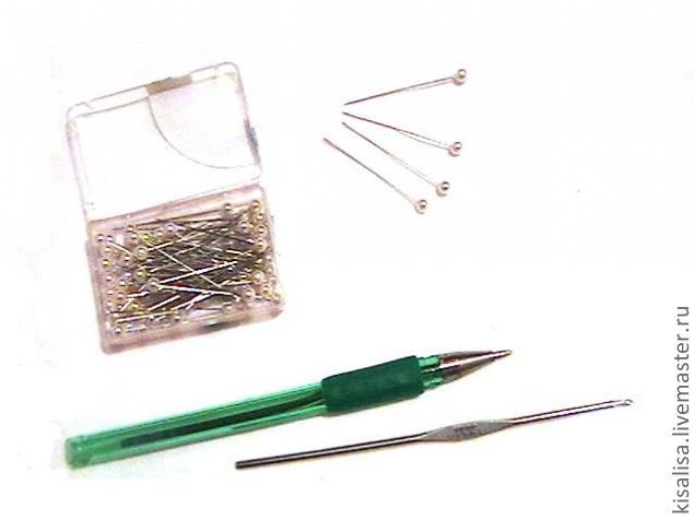 делаем приспособление для вязания круглого шнура мастер класс для