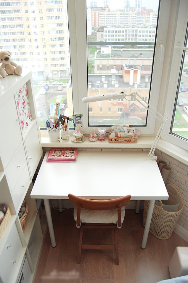 скрапбукинг, стол
