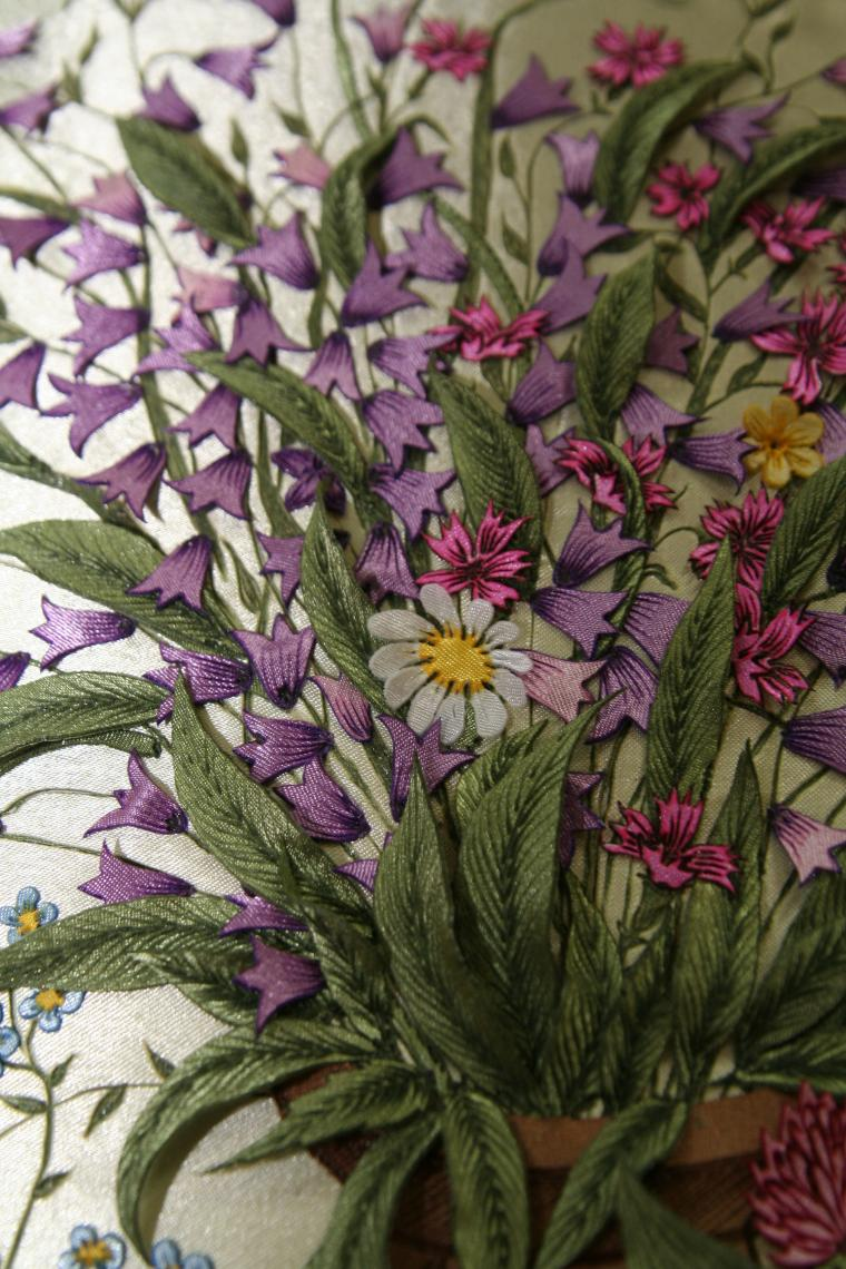 цветы ручной работы, мастера