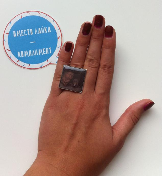 ежик в тумане, красивое кольцо, купи кольцо, украшения ручной работы, хендмейд