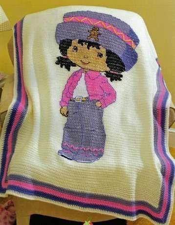 babay blanket - Bebek battaniyesi