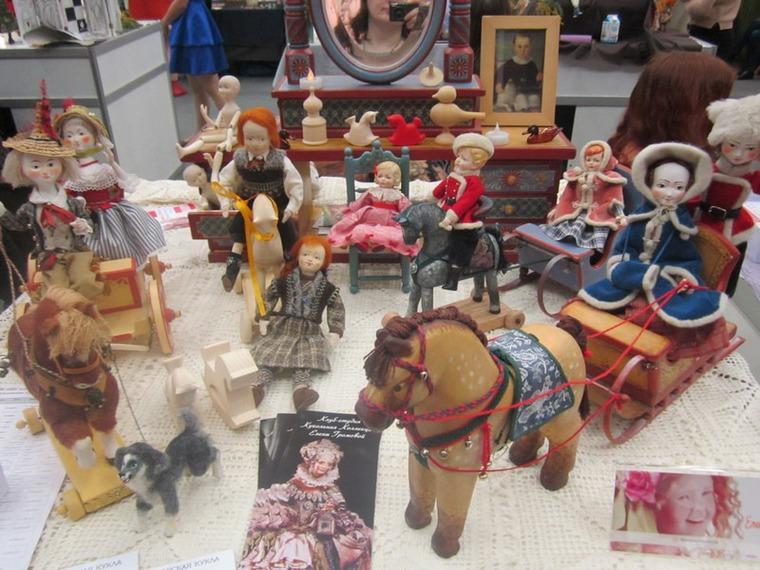 Немного Весеннего бала кукол... Фото, фото № 27