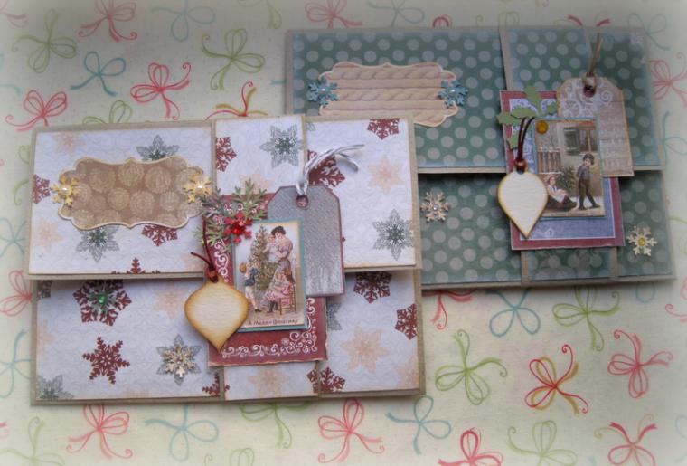 мастер-класс, мк в воскресение, новогодний подарок, новогодний конверт, открытка ручной работы, письмо деду морозу