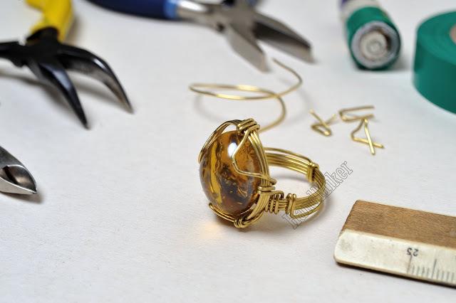 Властелин колец, или Как создать перстень из одного цельного куска проволоки, фото № 38