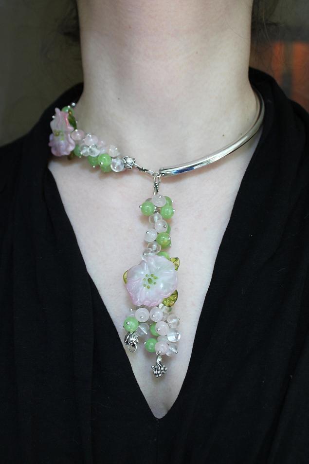 браслет-гроздь
