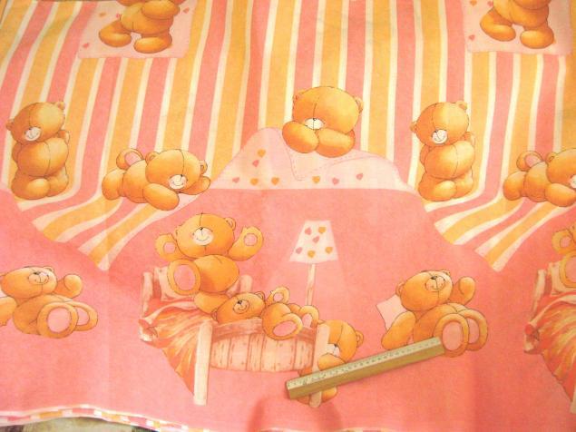 Ткани для постелек и погремушек - комплектов., фото № 20