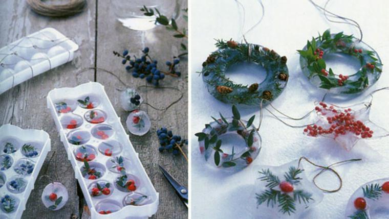 Новогоднее украшение на улицу своими руками