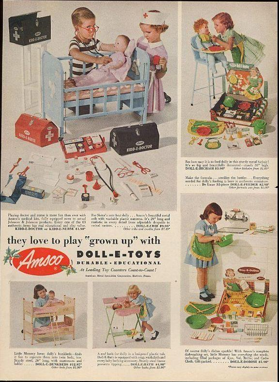 Новогодняя реклама Vintage/1951 -1956 включительно, фото № 25