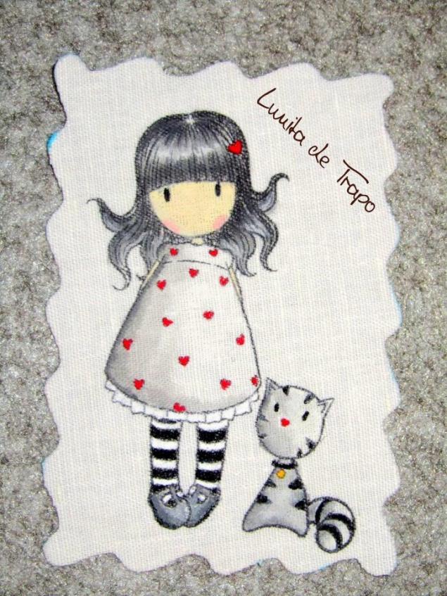 Куколки Сьюзен Вулкотт, фото № 32