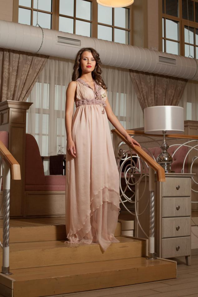 платье, богиня
