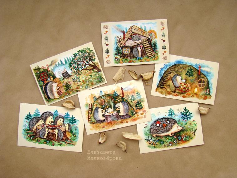 открытки в подарок, подарок девушке