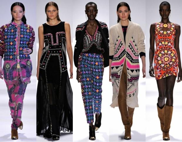 Яркие модели от бренда Mara Hoffman