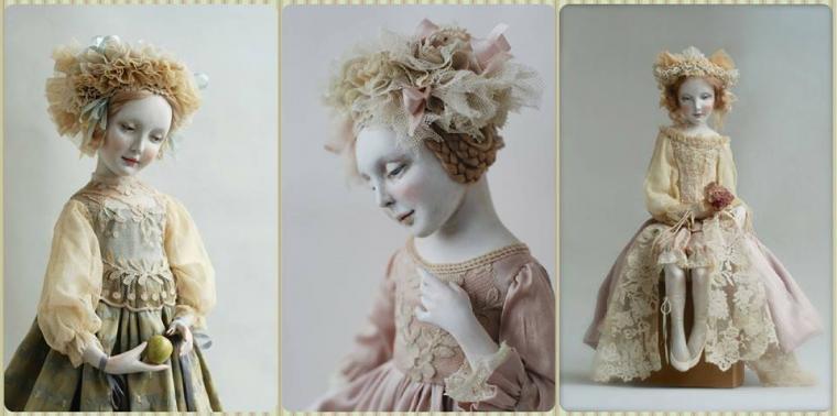 dolls, ольга сукач, фарфоровая кукла