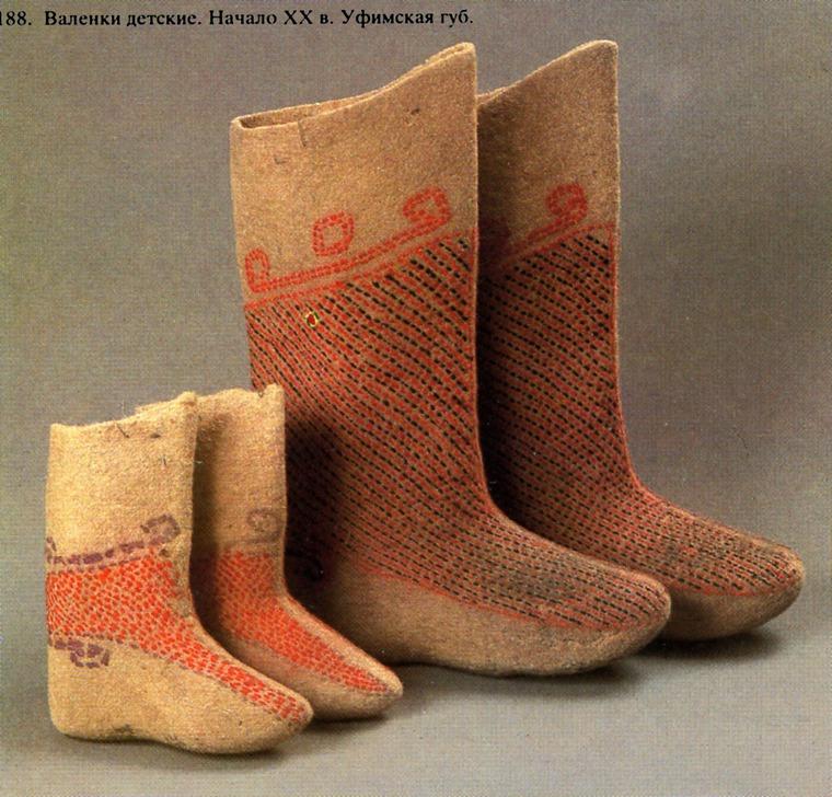 О пользе валяной обуви, фото № 3