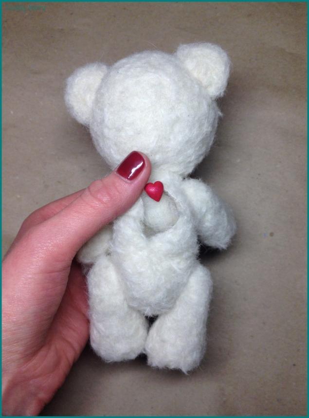 коллекционные мишки тедди, мишка ручной работы
