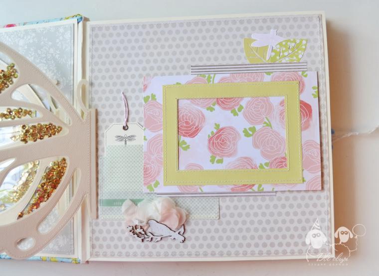 Альбом о бабочках и стрекозах, фото № 10