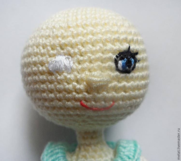 вяжем крючком куклу адель мастер класс для начинающих и