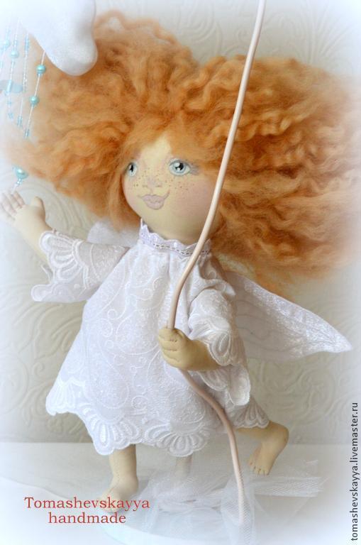 Как сделать крылья ангела для куклы Ярмарка Мастеров 26