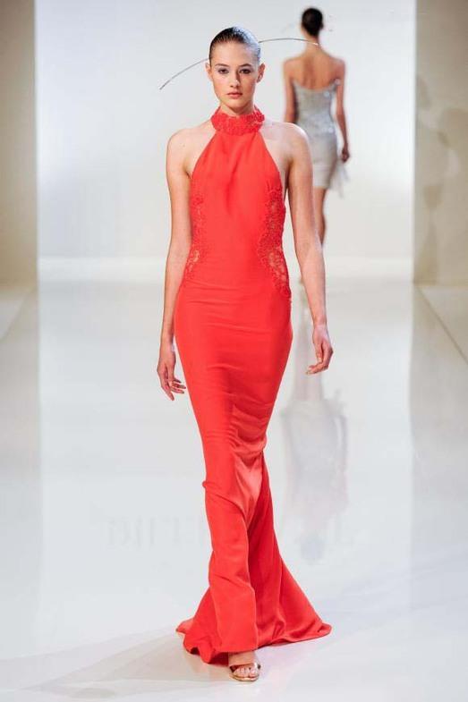 Dilek Hanif Haute Couture весна-лето 2014, фото № 14