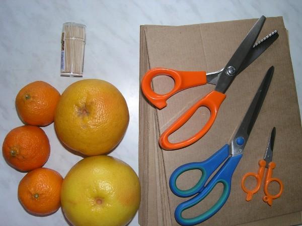 Do citrus buttons