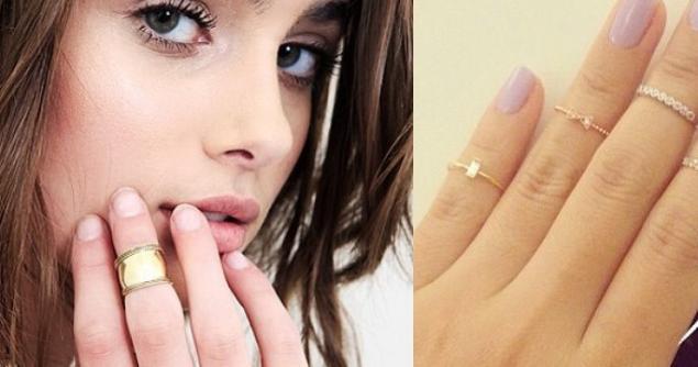 ювелирные украшения, золотые кольца