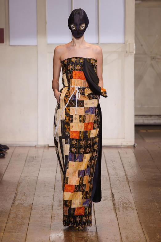 Maison Martin Margiela Haute Couture весна-лето 2014, фото № 18