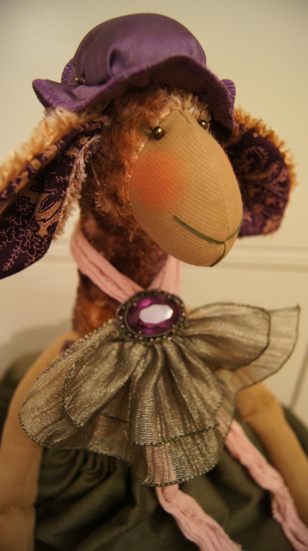 овечка, бохо, курсы, шитьё кукол