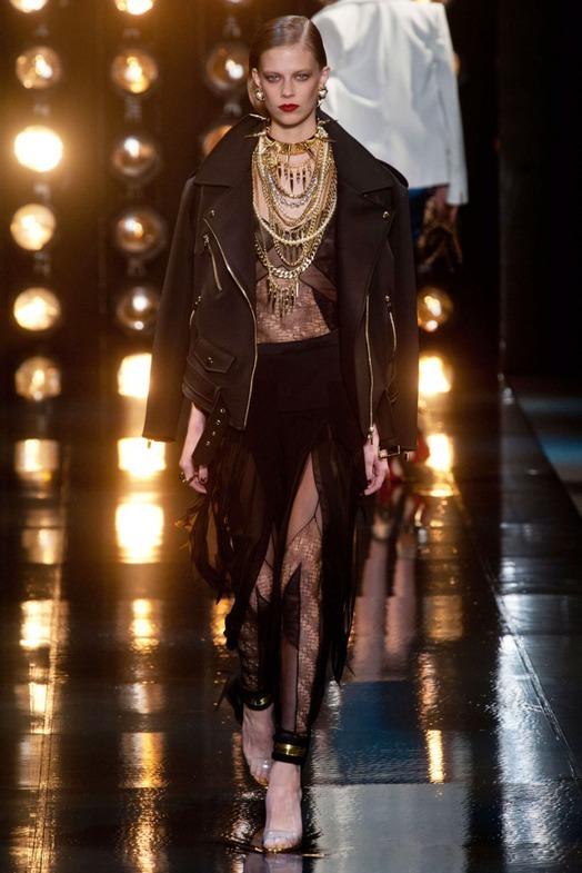 Alexandre Vauthier Haute Couture весна-лето 2014, фото № 19