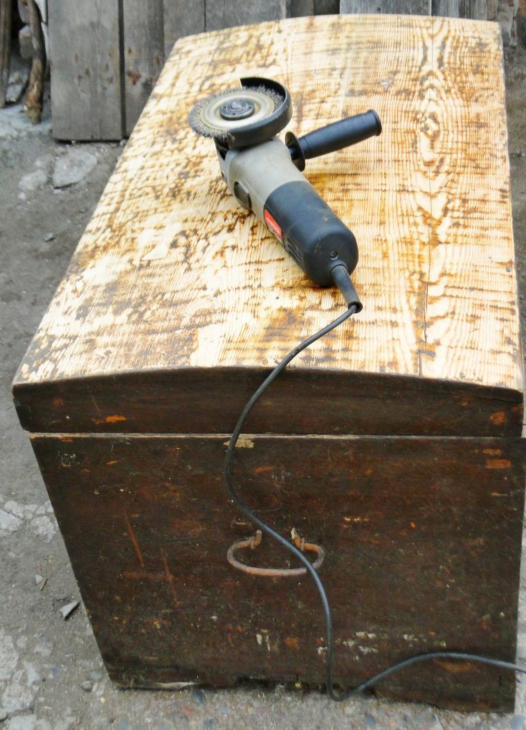 Сундук реставрация своими руками фото фото 648