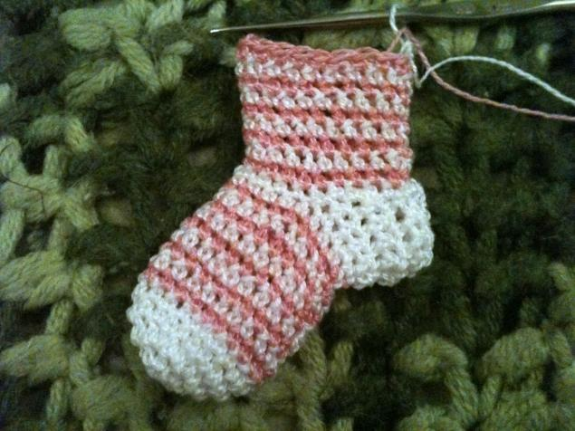 Носки крючком - Страна Мам