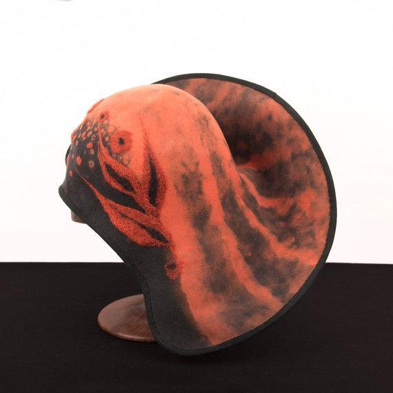 На закуску! Невероятные шляпки Maor Zabar, фото № 8