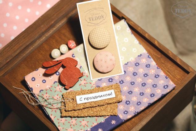 ткань для рукоделия, деревянная игрушка, бирки, шитье, деревянные заготовки