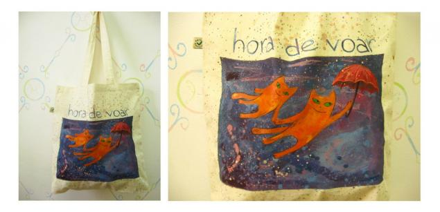 стильная сумка, роспись по ткани, аксессуар, весна, своими руками, акриловые краски, интересно и красиво, фантазия